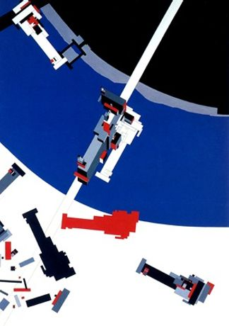 Zaha Hadid and Suprematism: Image 0