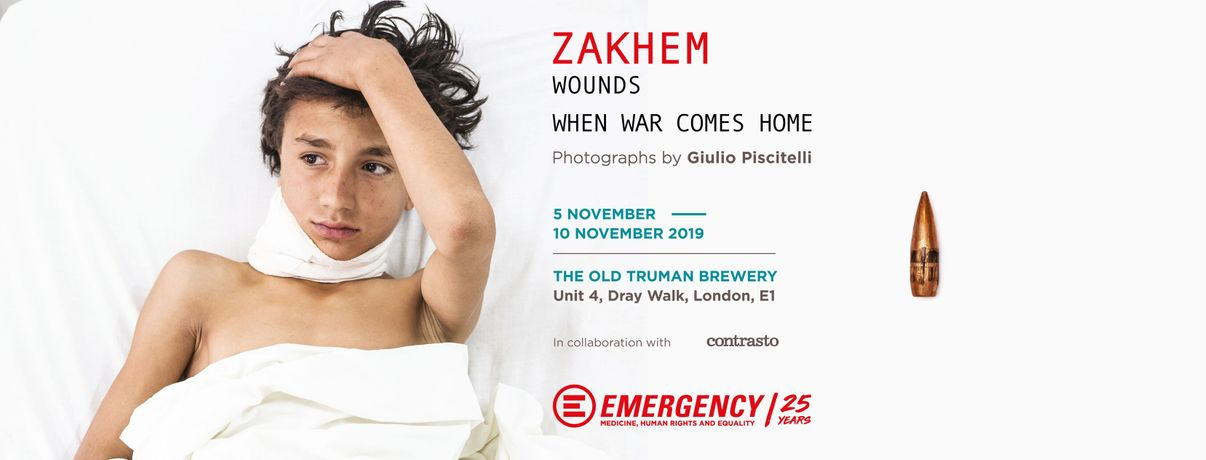 Zakhem | Wounds: When War Comes Home: Image 3