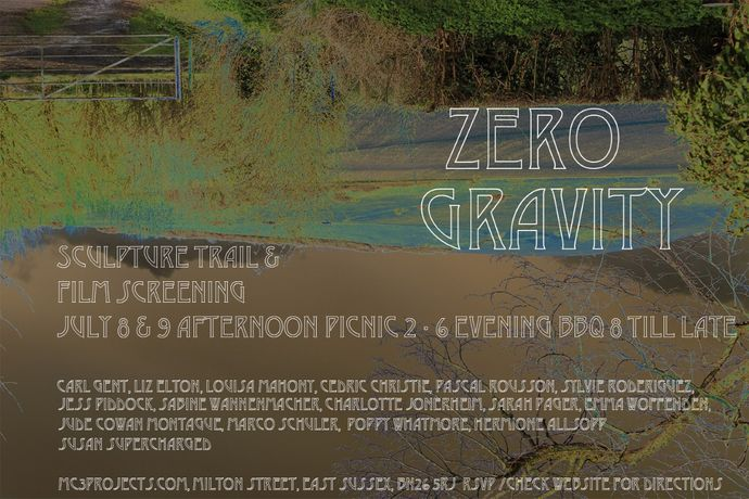 Zero Gravity - Film Screening and Sculpture Trail: Image 0