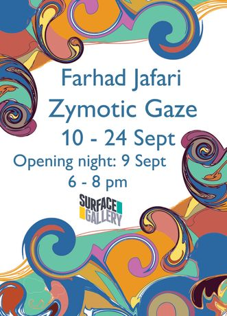 Zymotic Gaze: A Solo Exhibition by Farhad Jafari: Image 0