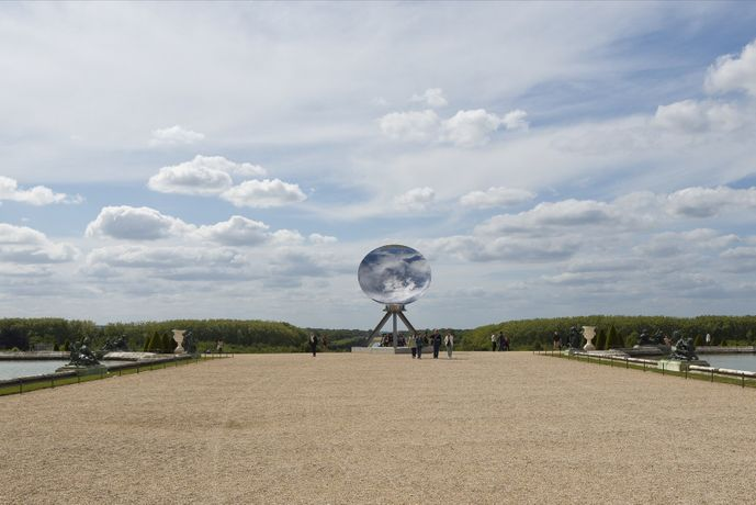 Anish Kapoor: Sky Mirror