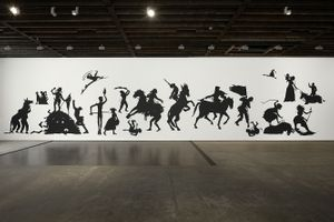 2015: Go To Hell or Atlanta, Whichever Comes First (exhibition), Victoria Miro, London.