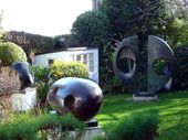 Barbara Hepworth Museum and Sculpture Garden logo