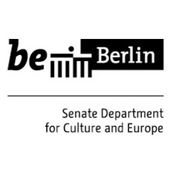 Berlin Senate Department for Culture and Europe logo