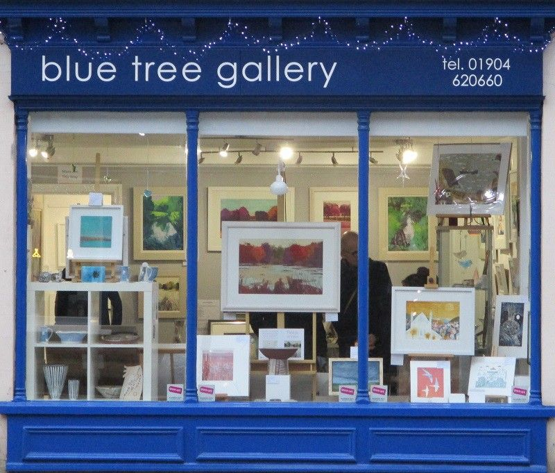 Blue Tree Gallery