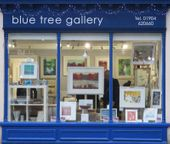 Blue Tree Gallery logo