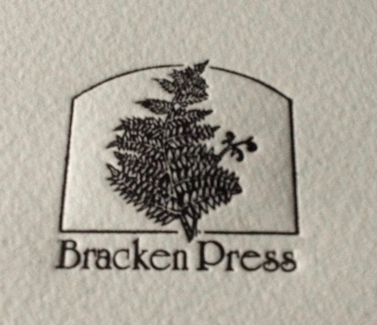 Bracken Press print-workshop Scarborough