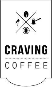 Craving Coffee logo