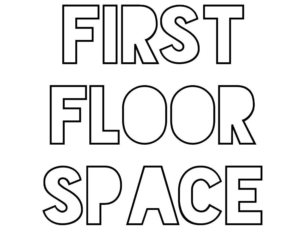 First floor Space