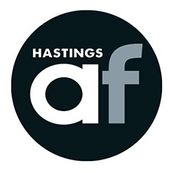 Hastings Arts Forum logo