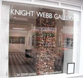 Knight Webb Gallery logo
