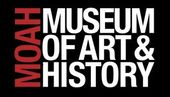 Lancaster Museum of Art and History (MOAH) logo