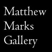 Matthew Marks Gallery | 522 West 22nd logo