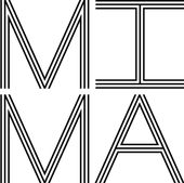 MIMA - Middlesbrough Institute of Modern Art logo