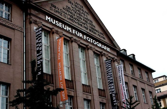Museum für Fotografie / Helmut Newton Foundation - Berlin
