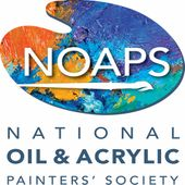 National Oil and Acrylic Painters Society logo