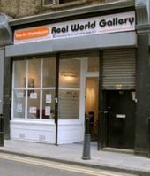 Real World Gallery logo
