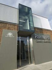 Royal College of Art Painting Department logo