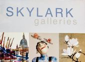 Skylark Galleries 1 Gabriel's Wharf logo