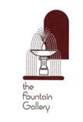 The Fountain Gallery logo