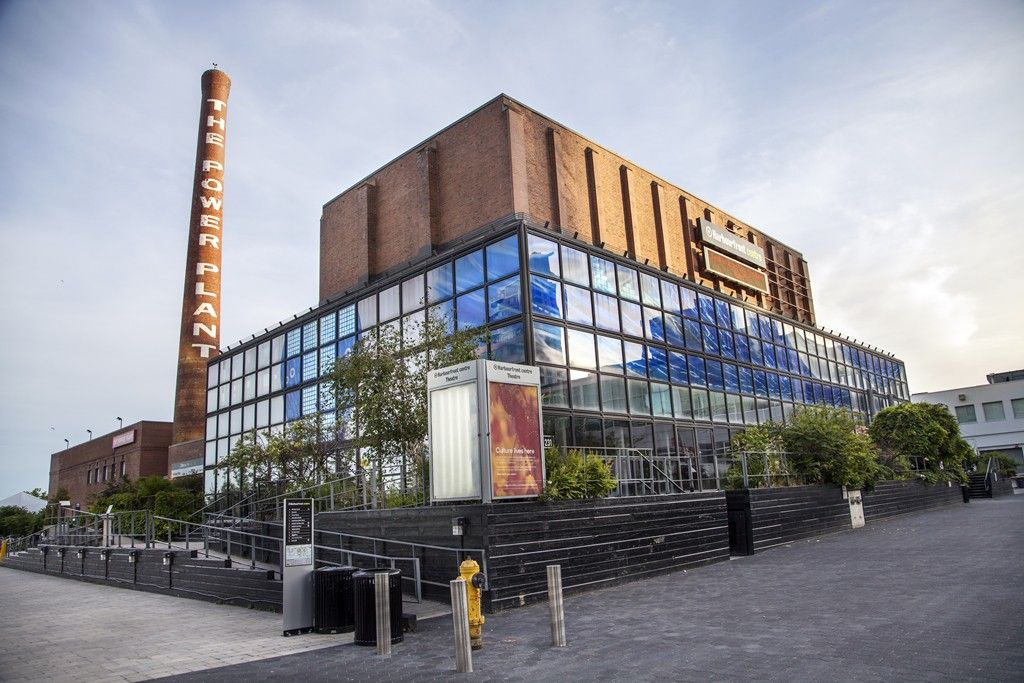 the power plant contemporary art gallery