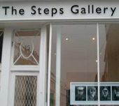 The Steps Gallery logo