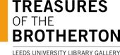 Treasures of the Brotherton logo
