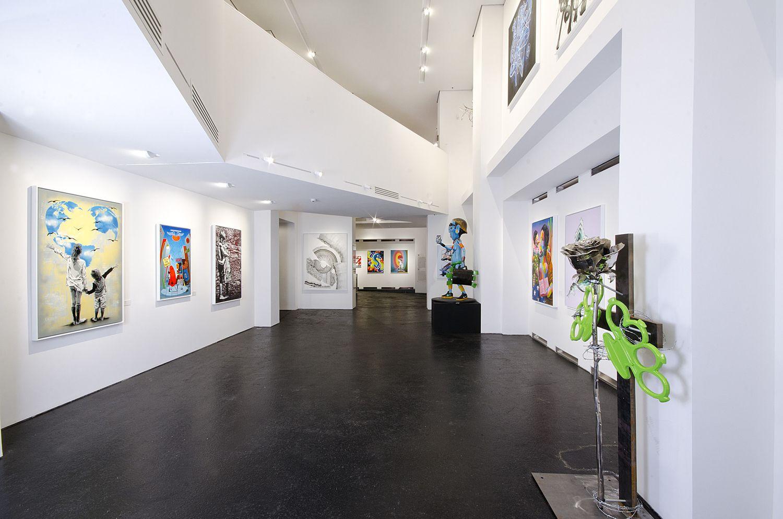 urban nation museum for urban contemporary art berlin. Black Bedroom Furniture Sets. Home Design Ideas