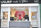 Usurp Art Gallery logo