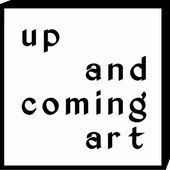 Up And Coming Art at the Embassy Tea Gallery logo